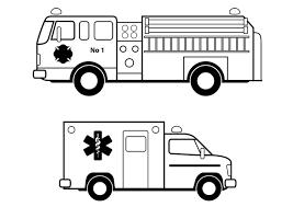 Kleurplaat Hulpdiensten Afb 24631 Images