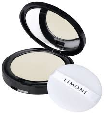 Limoni <b>Пудра компактная матирующая Transparent</b> Matte Powder ...