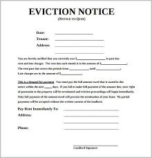 How To Write A Past Due Notice Sample Eviction Notice Ohio Download Them Or Print