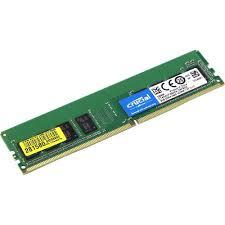<b>Модуль памяти Crucial DDR4</b> DIMM 4 Гб PC4-19200 1 шт ...