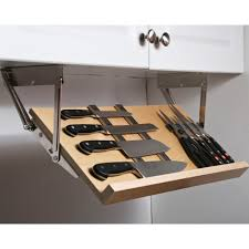 Coffee Cup Rack Under Cabinet This Under Cabinet Knife Block Gives You A Simple Way To Store And