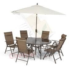 outdoor furniture small folding patio table circular outdoor furniture garden patio table and chairs