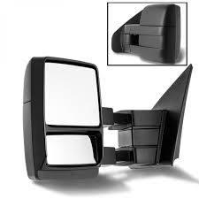 Side view office set Vector More Views One Big Outlet Xtune 20042014 F150lobo Towing Side Mirrors