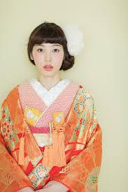 おしゃれな着物コーディネート髪型は結婚式着物専門the Kimono Shop