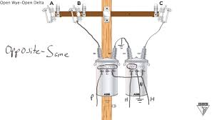 symbols breathtaking delta and wye diagram wiring fuse panel open delta connection of transformer pdf at Open Delta Transformer Connection Diagram