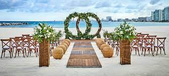 upscale destination weddings in cancun