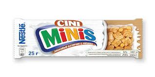 <b>Nestle</b>® Cini Minis® <b>Батончик</b> с цельными злаками и корицей 25 ...
