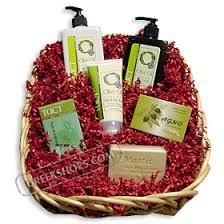 Greek Goddess Beauty Gift Basket