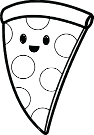 cheese pizza coloring page. Simple Page Pizza Color Page Coloring Pages Cheese This Is Pictures Printable  Free Hut For Kids Disney Intended H