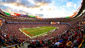 com fedexfield stadium guide