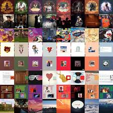 Every Kanye album in the others album ...