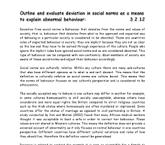 outline and evaluate deviation in social norms as a means to document image preview