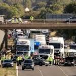 Second victim of M5 tragedy is named after horrific motorway pile-up