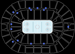 Bok Center Tulsa Oilers Seating Chart Tulsa Oilers Vs Utah Grizzlies Tickets Cheapoticketing Com