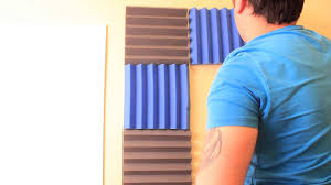 soundproofing office space. How To Setup Acoustic Foam - Get Rid Of Echo And Reverb In A Room YouTube Soundproofing Office Space E