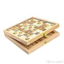 Wooden Multi Game Board Unique 32 New Checkers Board Game Board Game Board Game Multi Function
