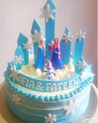 Frozen Cake Design Best Reference Gift Ideas Party Decor And Cake