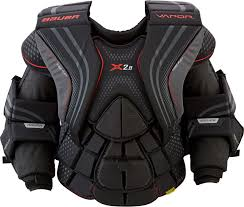 Bauer Goalie Chest Protector Size Chart Bauer S19 Vapor X2 9 Goalie Chest Protector Intermediate