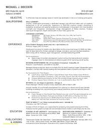 Effective Resume Writing Best Of 42 Unbelievable Education Resume
