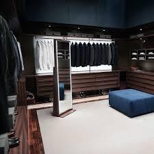 walk in closet ideas for men. Beautiful Brown Wood Male Closet With Mirror Walk In Ideas For Men