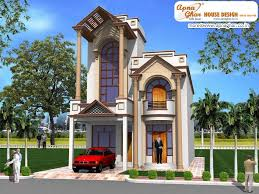20 Spectacular Duplex Houses Models New Unique 3 Bedroom Modern