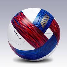 <b>Мяч футбольный RUSSIA</b>, <b>размер</b> 5 KIPSTA - купить в интернет ...