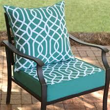 outdoor chair cushions print
