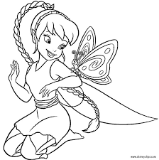Small Picture Awesome Tinkerbell Coloring Pages Disney Photos Coloring Page