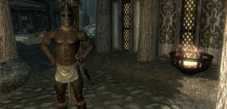 Skyrim Guard Quotes Magnificent Skyrim Naked Friday In Whiterun Rock Paper Shotgun