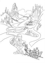 Small Picture Anna in the Way of Finding Elsa Coloring Page Coloring PageFrozen