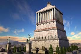 Семь чудес света Древний мир Храм cады Семирамиды Родосски Маяк  Мавзолей в Галикарнасе