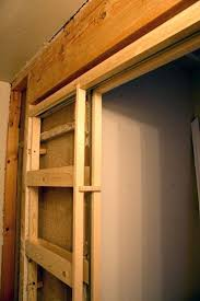 Oh how I wish we could install a pocket door into the laundry room!