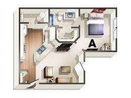 1 bedroom apartments the quarters