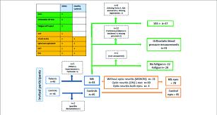 Study Flow Chart Sas Survey Of Autonomic Symptoms And