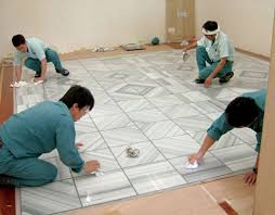 How to install marble floor: the detailed instructions