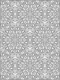 29 Tessellation Coloring Pages, Tessellation Patterns Coloring ...
