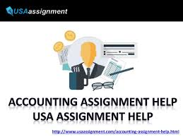 accounting assignment help for collage students in usa  usaassignment com accounting assignment help