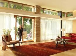 sliding glass door treatment options home decor modern dries over doors patio bulletin boards hardware repair