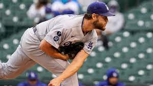 Kershaw goes 1 inning in DH opener ...