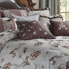 michael amini enchantment luxury bedding set