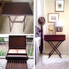 Interesting fact: My home has not a single bedside table! I actually never  thought about it until Iris shared this HGTV contest for bedside tables  with us!