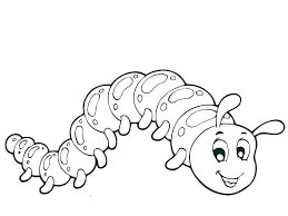 caterpillar coloring page. Wonderful Page Caterpillar Coloring Pages Page The Hungry  Best Of Butterfly Cartoon  With