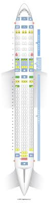 United 767 Seating Chart Seatguru Seat Map American Airlines Boeing 767 300 763 V1