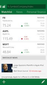 Stock Quote Apps Beauteous MSN Money Stock Quotes News 484848 Apk Androidappsapkco