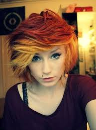 Hairstyles Red Ombre Short Hair Remarkable Hairstyles Pictures 15