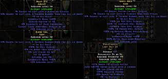 beast runeword need help with melee sorc median xl