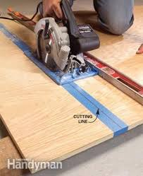 circular saw angle guide. create circular saw cutting guides for plywood angle guide