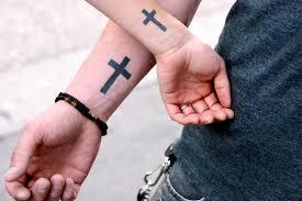 крест на руке татуировки для мужчин татуировки для мужчин Tattoo