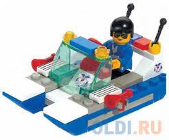 <b>Конструктор SLUBAN Полицейский</b> катер M38-B0116 45 ...