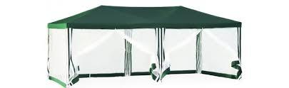 Садовый тент <b>шатер</b> (<b>Green Glade 1056</b>) 3х6м
